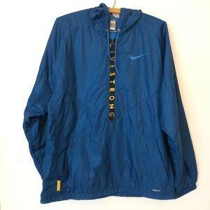 Nike Men's Livestrong Pullover Jacket
